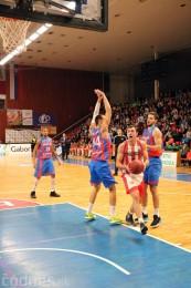 Foto: BC Prievidza - Steaua CSM Bukurešť 78:69 16