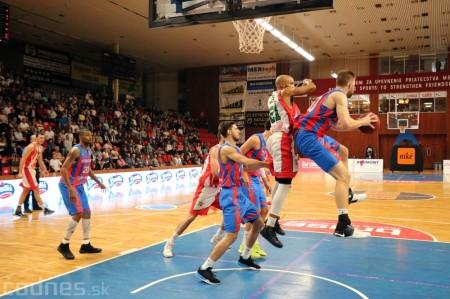 Foto: BC Prievidza - Steaua CSM Bukurešť 78:69 18