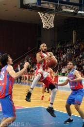 Foto: BC Prievidza - Steaua CSM Bukurešť 78:69 19