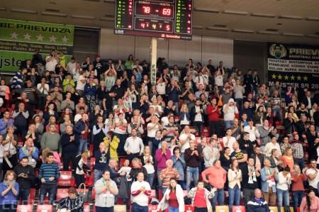 Foto: BC Prievidza - Steaua CSM Bukurešť 78:69 29