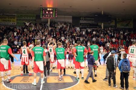 Foto: BC Prievidza - Steaua CSM Bukurešť 78:69 33