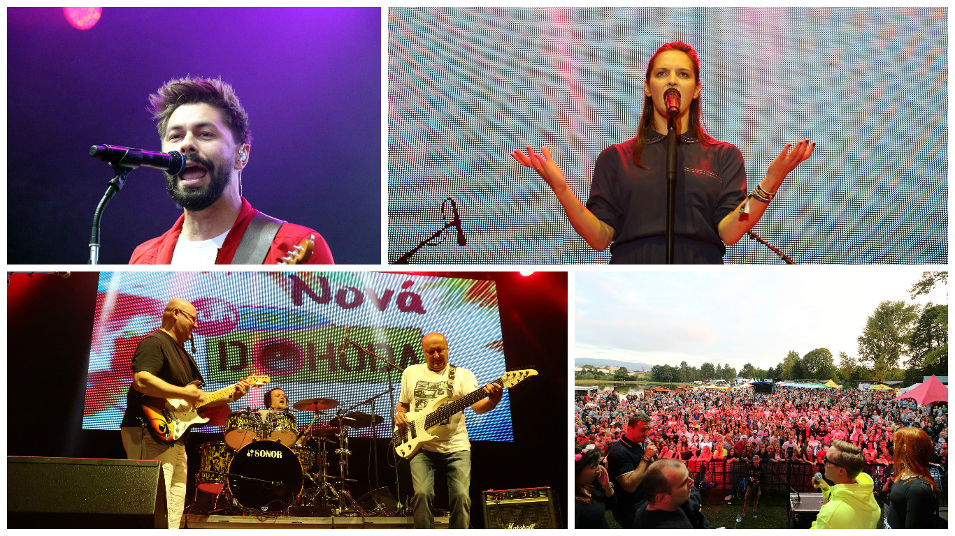 Foto a video: Fun rádio Dohoda Bojnice 2016