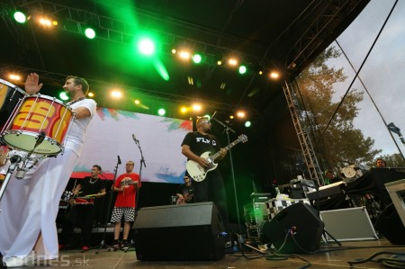 Foto a video: Fun rádio Dohoda Bojnice 2016 2