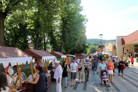 Foto: Bojnický letný slnovrat 2016 - otvorenie letnej sezóny 21