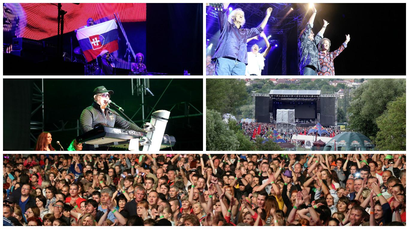 Foto a video: Festival Legendy 2016 Nitrianske Rudno