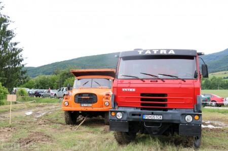 Foto a video: Zraz veteránov traktorov, automobilov a inej techniky - Mačov 2016 5