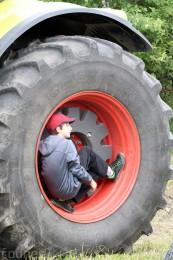 Foto a video: Zraz veteránov traktorov, automobilov a inej techniky - Mačov 2016 9