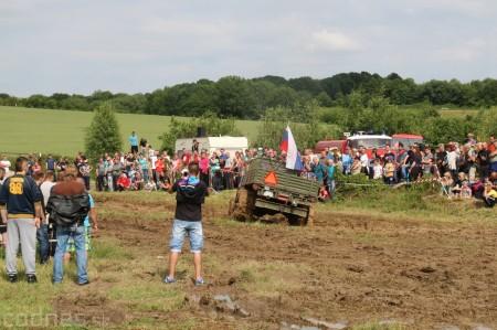Foto a video: Zraz veteránov traktorov, automobilov a inej techniky - Mačov 2016 66