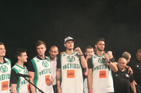 Foto: Majstrovské oslavy BC Prievidza 2016 28