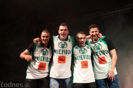 Foto: Majstrovské oslavy BC Prievidza 2016 34