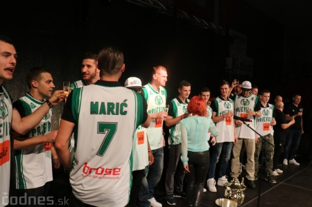 Foto: Majstrovské oslavy BC Prievidza 2016 40