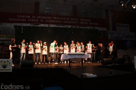 Foto: Majstrovské oslavy BC Prievidza 2016 42