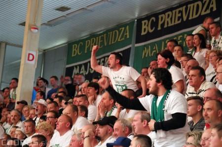 Foto: BC Prievidza novým majstrom SBL, získali sme šiesty titul 1
