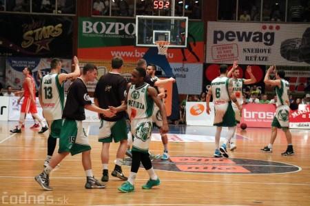 Foto: BC Prievidza novým majstrom SBL, získali sme šiesty titul 11