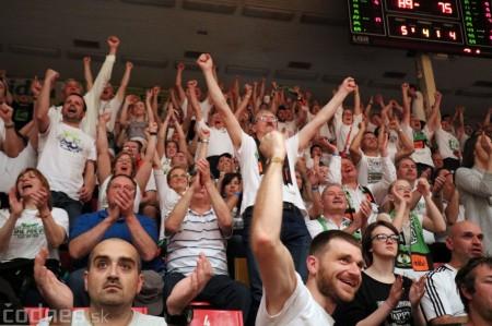 Foto: BC Prievidza novým majstrom SBL, získali sme šiesty titul 47