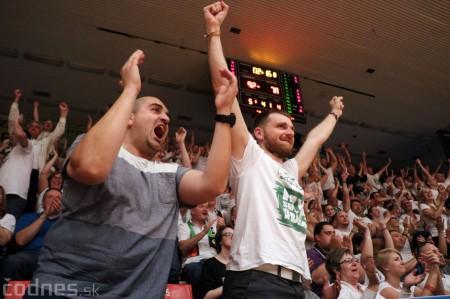 Foto: BC Prievidza novým majstrom SBL, získali sme šiesty titul 51
