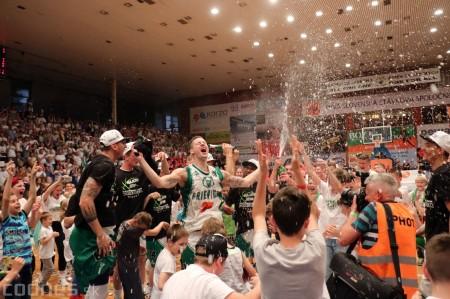 Foto: BC Prievidza novým majstrom SBL, získali sme šiesty titul 73