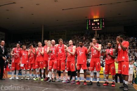Foto: BC Prievidza novým majstrom SBL, získali sme šiesty titul 83
