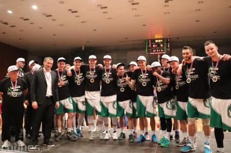 Foto: BC Prievidza novým majstrom SBL, získali sme šiesty titul 86