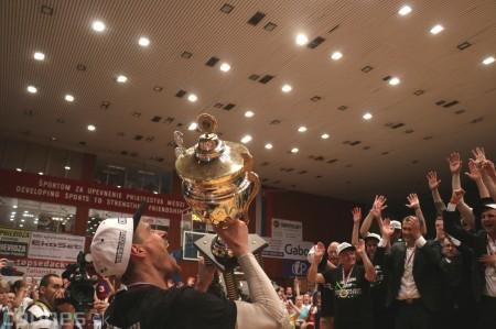 Foto: BC Prievidza novým majstrom SBL, získali sme šiesty titul 89