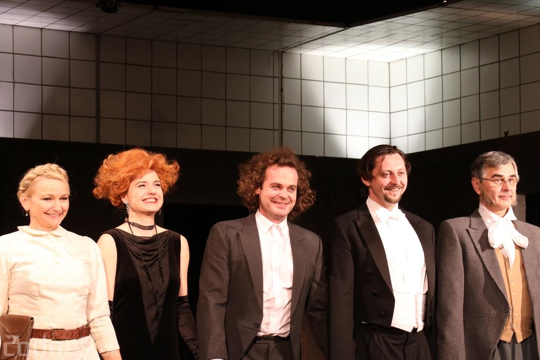 Foto: Divadlo Astorka - Idiot