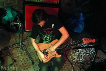Foto a video: Rage Against the Machine - guerrilla tribute band - Piano Prievidza 2016 1
