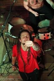 Foto a video: Rage Against the Machine - guerrilla tribute band - Piano Prievidza 2016 3
