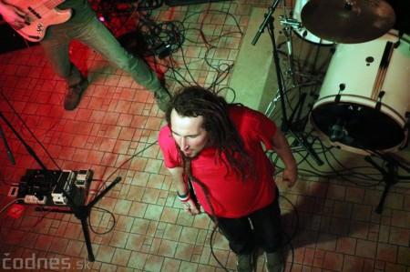 Foto a video: Rage Against the Machine - guerrilla tribute band - Piano Prievidza 2016 4