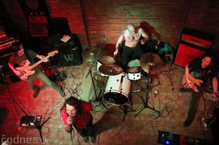 Foto a video: Rage Against the Machine - guerrilla tribute band - Piano Prievidza 2016 5