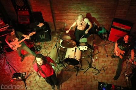 Foto a video: Rage Against the Machine - guerrilla tribute band - Piano Prievidza 2016 6
