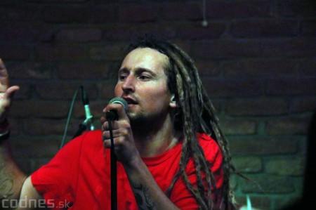 Foto a video: Rage Against the Machine - guerrilla tribute band - Piano Prievidza 2016 7