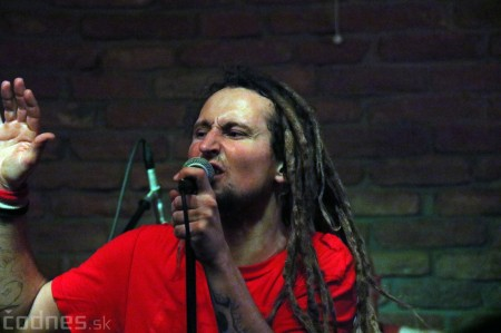 Foto a video: Rage Against the Machine - guerrilla tribute band - Piano Prievidza 2016 8