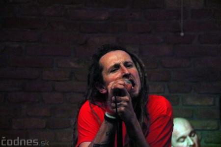 Foto a video: Rage Against the Machine - guerrilla tribute band - Piano Prievidza 2016 9
