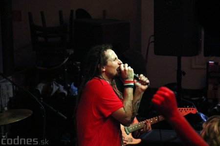Foto a video: Rage Against the Machine - guerrilla tribute band - Piano Prievidza 2016 14