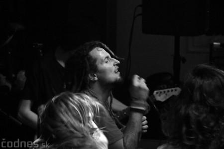 Foto a video: Rage Against the Machine - guerrilla tribute band - Piano Prievidza 2016 16