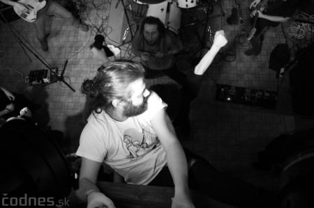 Foto a video: Rage Against the Machine - guerrilla tribute band - Piano Prievidza 2016 20