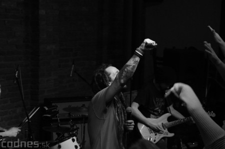 Foto a video: Rage Against the Machine - guerrilla tribute band - Piano Prievidza 2016 21