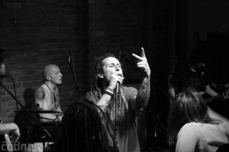Foto a video: Rage Against the Machine - guerrilla tribute band - Piano Prievidza 2016 23