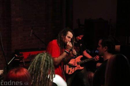 Foto a video: Rage Against the Machine - guerrilla tribute band - Piano Prievidza 2016 24