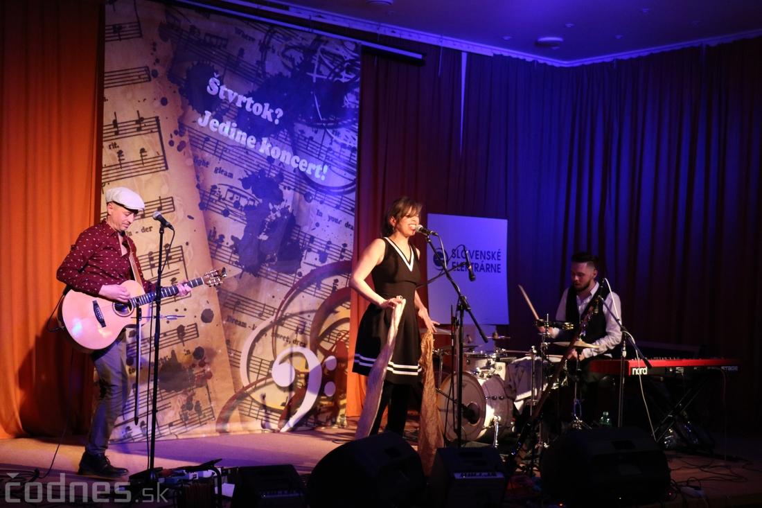 Foto: Koncert LONGITAL Prievidza 2016