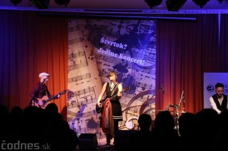 Foto: Koncert LONGITAL Prievidza 2016 1
