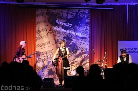 Foto: Koncert LONGITAL Prievidza 2016 2