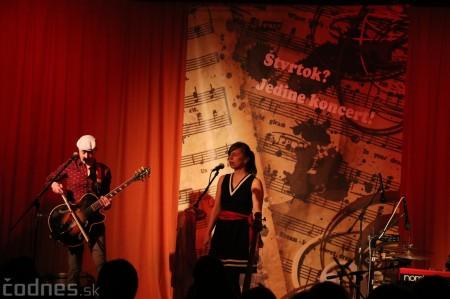 Foto: Koncert LONGITAL Prievidza 2016 5