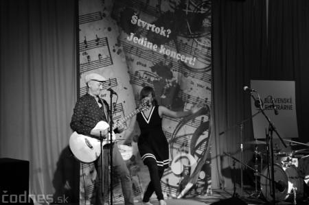 Foto: Koncert LONGITAL Prievidza 2016 13