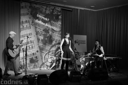 Foto: Koncert LONGITAL Prievidza 2016 15