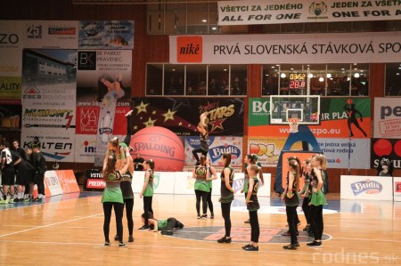 Foto: Budiš Slovenský pohár 2016 - finále: BK Inter Bratislava - BC Prievidza 100:93 55
