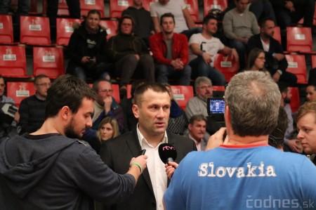 Foto: Budiš Slovenský pohár 2016 - finále: BK Inter Bratislava - BC Prievidza 100:93 89