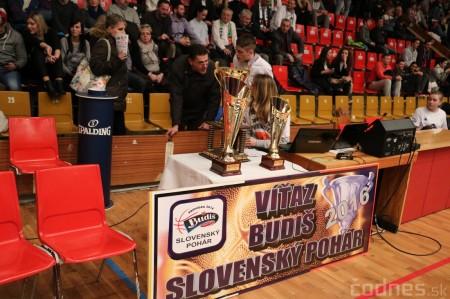 Foto: Budiš Slovenský pohár 2016 - finále: BK Inter Bratislava - BC Prievidza 100:93 92