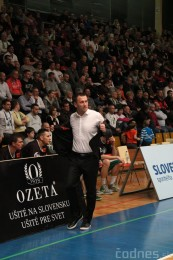 Foto: BC Prievidza - Inter Bratislava 84:68 1