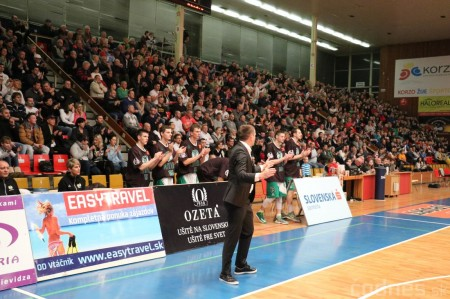 Foto: BC Prievidza - Inter Bratislava 84:68 3